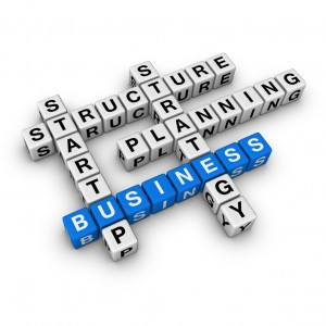 business start up graphic