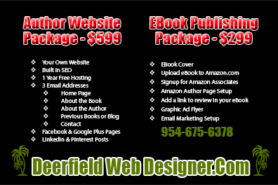 author website packages
